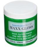 AMERICANA DECOR MAXX GLOSS 236 ML : AMERICANA DECOR MAXX GLOSS:ADMG10 HOJA JUNGLA