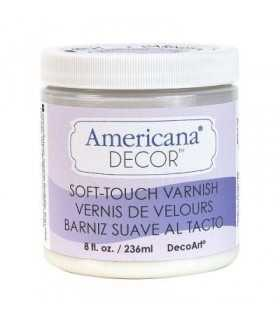 AMERICANA DECOR BARNIZ ACABADO SUAVE 236 ML