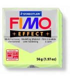 FIMO SOFT COLORES EFECTO PASTILLA DE 56 GRAMOS : FIMO EFFECT:105 VAINILLA PASTEL