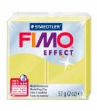FIMO SOFT COLORES EFECTO PASTILLA DE 56 GRAMOS : FIMO EFFECT:106 CUARZO CITRINA