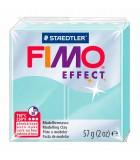 FIMO SOFT COLORES EFECTO PASTILLA DE 56 GRAMOS : FIMO EFFECT:505 MENTA PASTEL