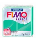 FIMO SOFT COLORES EFECTO PASTILLA DE 56 GRAMOS : FIMO EFFECT:506 VERDE JADE