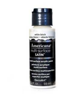 ACRÍLICO AMERICANA MULTI SURFACE SATIN 59 ML