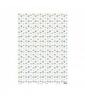 PAPEL CARTONAJE PCAD120 CANDY BAR BOY 50x70 CM