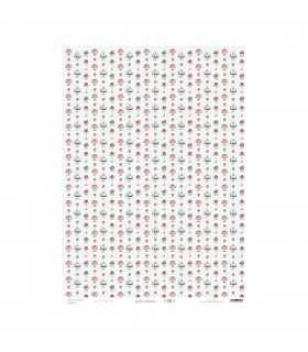 PAPEL CARTONAJE PCAD118 CANDY BAR GIRL 50x70 CM