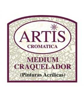 MEDIUM CRAQUELADOR PINTURAS ACRÍLICAS 60 ML
