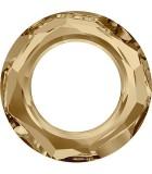 COSMIC RING SWAROVSKI 14 MM : color:Golden Shadow