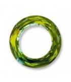 COSMIC RING SWAROVSKI 14 MM : color:Crystal Sahara