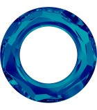 COSMIC RING SWAROVSKI 20 MM 1 UNIDAD : color:Bermuda Blue