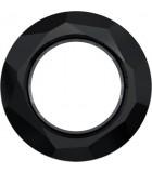 COSMIC RING SWAROVSKI 30 MM 1 UNIDAD : color:Jet (Negro)