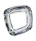 VENTANA COSMIC CRISTAL SWAROVSKI 14 MM : color:Comet Argent Light