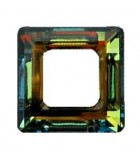 VENTANA CRISTAL SWAROVSKI 14 MM : Unidades:1 unidad, color:Crystal Sahara