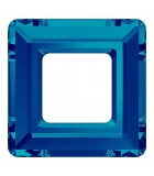 VENTANA CRISTAL SWAROVSKI 20 MM : color:Bermuda Blue