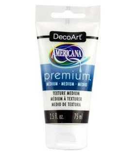 AMERICANA PREMIUM MEDIO TEXTURA TEXTURE MED. 75 ML