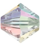 TUPI  SWAROVSKI CRYSTAL EFECTO 2X 5 mm 25 UNID. : color:Crystal ABx2