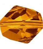 CUENTA CÓSMICA CRISTAL SWAROVSKI 12 MM : Unidades:Envase 2 Unidades, color:Crystal Copper