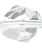 CUENTA CÓSMICA CRISTAL SWAROVSKI 12 MM : Unidades:Envase 2 Unidades, color:Cristal