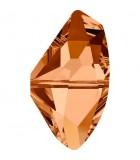CUENTA GALACTIC SWAROVSKI 15 x 27 MM 1 UNIDAD : color:Crystal Copper