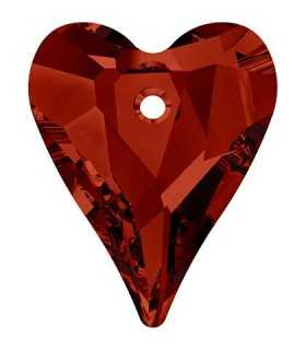 CORAZÓN WILD 6240 SWAROVSKI ELEMENTS 12x10x5 MM