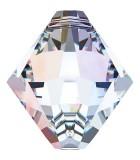 TUPI COLGANTE CRISTAL SWAROVSKI 6 MM : Unidades:Envase 10 Unidades, color:Cristal AB
