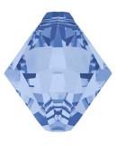 TUPI COLGANTE CRISTAL SWAROVSKI 6 MM : Unidades:Envase 10 Unidades, color:Light Sapphire