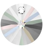 DISCO DE CRISTAL 6428 SWAROVSKI 12 MM 5 UNIDADES : color:Cristal AB