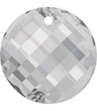 TWIST PENDANT SWAROVSKI 18 MM 1 UNIDAD : color:Cristal