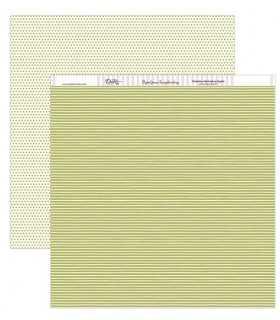 PAPEL SCRAP DAYKA 2 CARAS 30,5x30,5cm COMUNIÓN 185