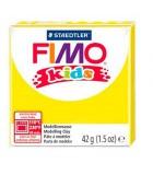 FIMO KIDS STAEDTLER PASTILLA DE 42 GRAMOS : FIMO KIDS:1 AMARILLO