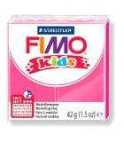 FIMO KIDS STAEDTLER PASTILLA DE 42 GRAMOS : FIMO KIDS:220 FUCHSIA