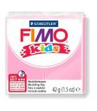 FIMO KIDS STAEDTLER PASTILLA DE 42 GRAMOS : FIMO KIDS:25 ROSA CLARO