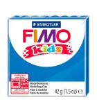 FIMO KIDS STAEDTLER PASTILLA DE 42 GRAMOS : FIMO KIDS:3 AZUL, BLUE
