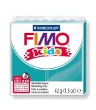FIMO KIDS STAEDTLER PASTILLA DE 42 GRAMOS : FIMO KIDS:39 TURQUESA