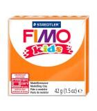 FIMO KIDS STAEDTLER PASTILLA DE 42 GRAMOS : FIMO KIDS:4 NARANJA, ORANGE