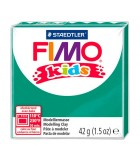 FIMO KIDS STAEDTLER PASTILLA DE 42 GRAMOS : FIMO KIDS:5 VERDE, GREEN