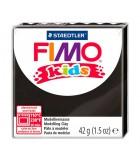 FIMO KIDS STAEDTLER PASTILLA DE 42 GRAMOS : FIMO KIDS:9 NEGRO, BLACK