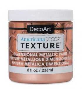 AMERICANA DECOR TEXTURE METAL DIMENSIONAL 236ml