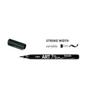 ROTULADOR ART PEN PINCEL