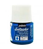 SETACOLOR PEBEO TORNASOLADO 45 ML. PINTURA TELA. : color:69 Azul Eléctrico T