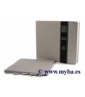 ÁLBUM BAZZIL BBP CHIPBOARD 8x8 PULG. 20,5x20,5 CM