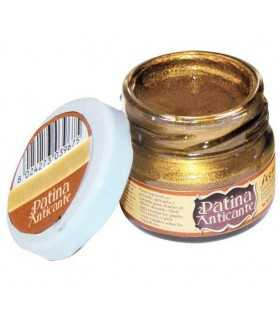PATINA ANTICANTE ORO GOLD STAMPERIA 20 ML