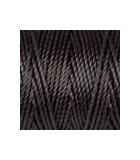 BOBINA HILO C-LONBEAD CORD 78 M. PRIMERA PARTE : COLORES C LON:Charcoal