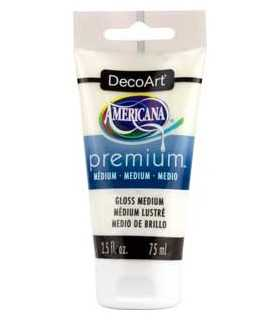 AMERICANA PREMIUM MEDIO BRILLO GLOSS MEDIUM 75 ML