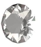 XILION CHATON SWAROVSKI 8 mm 10 ud COL CLÁSICOS : color:Cristal