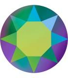 XILION CHATON SWAROVSKI COLORES EFECTO 8 mm 10 ud : color:SCARABAEUS GREEN