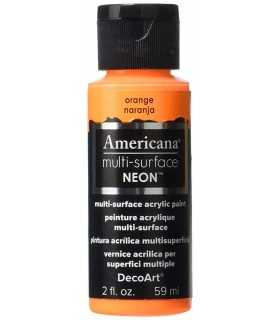 ACRÍLICO AMERICANA MULTI SURFACE NEON 59 ML