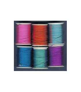 BEADALON COLOUR CRAFT COLORES PLATEADOS 0,81mm