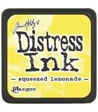 TAMPÓN DISTRESS INK TIM HOLTZ RANGER INK 2x2 pulg : DISTREES INK:34940 SQ. LEMONADE
