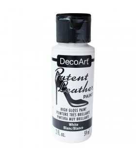 PINTURA CUERO DECOART PATENT LEATHER 59 ML