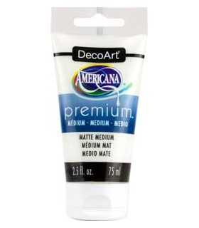 AMERICANA PREMIUM MEDIO MATE MATTE MEDIUM 75 ML